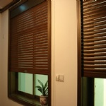 Household shutter window